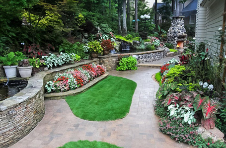 Our Landscape Design And Installation Crews Are Highly Experienced And  Trained To Custom Design And Install Your Next Landscape Project.